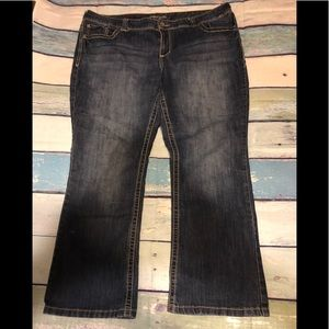 Maurice's women's jeans size 20 short